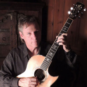 Fingerstyle Guitarist Rick Cyge @ Golden Goose American Grill | Sedona | Arizona | United States