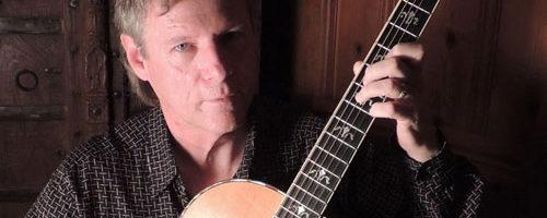Fingerstyle Guitarist Rick Cyge