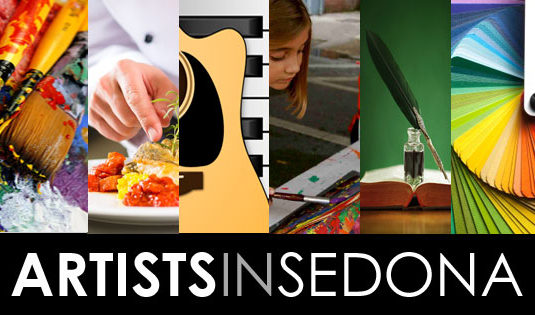 The 'A List': Artists in Sedona