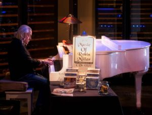 Pianist Robin Miller @ Sound Bites Grill | Sedona | Arizona | United States