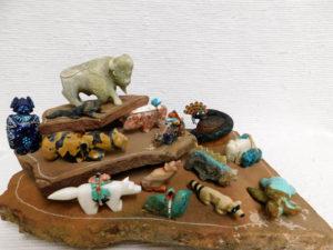 The Art of Native-American Zuni Fetishes @ Kachina House | Sedona | Arizona | United States