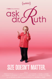 'Ask Dr. Ruth' Film Premiere @ Mary D. Fisher Theatre | Sedona | Arizona | United States