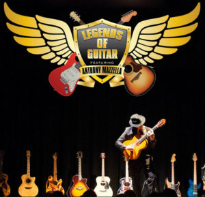 Anthony Mazzella's 'Legends of Guitar' Concert @ Mary D. Fisher Theatre | Sedona | Arizona | United States