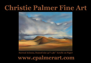 Artist Christie Palmer