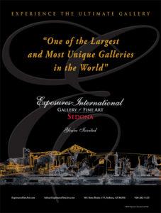 Exposures International Gallery of Fine Art Sedona