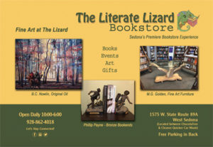 The Literate Lizard Bookstore Sedona
