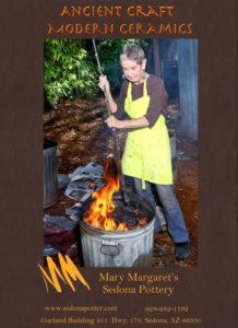 Mary Margaret Sather - Sedona Pottery