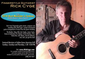 Rick Cyge