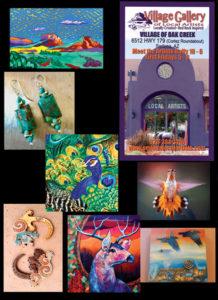 Village Gallery of Local Artists Sedona
