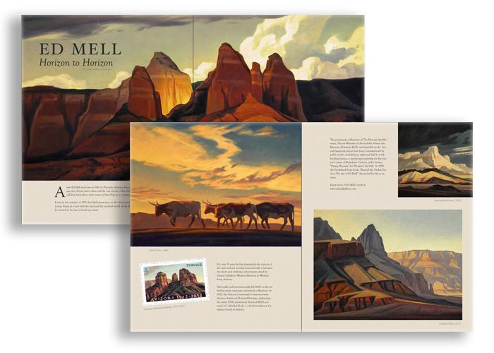 Ed Mell Paintings Art Source Media